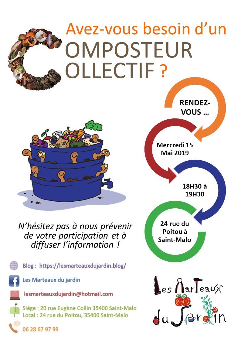Réunion rencontre 15 mai 2019