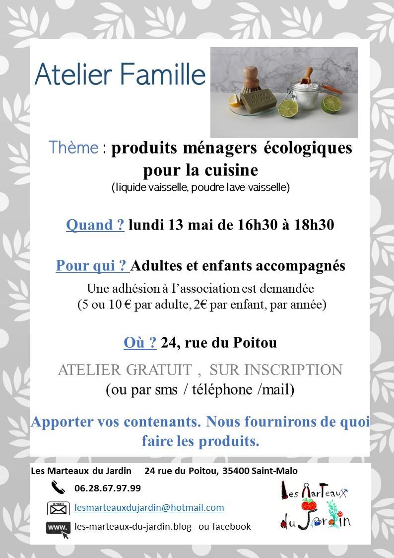 atelier Pdts ménagers-n°2