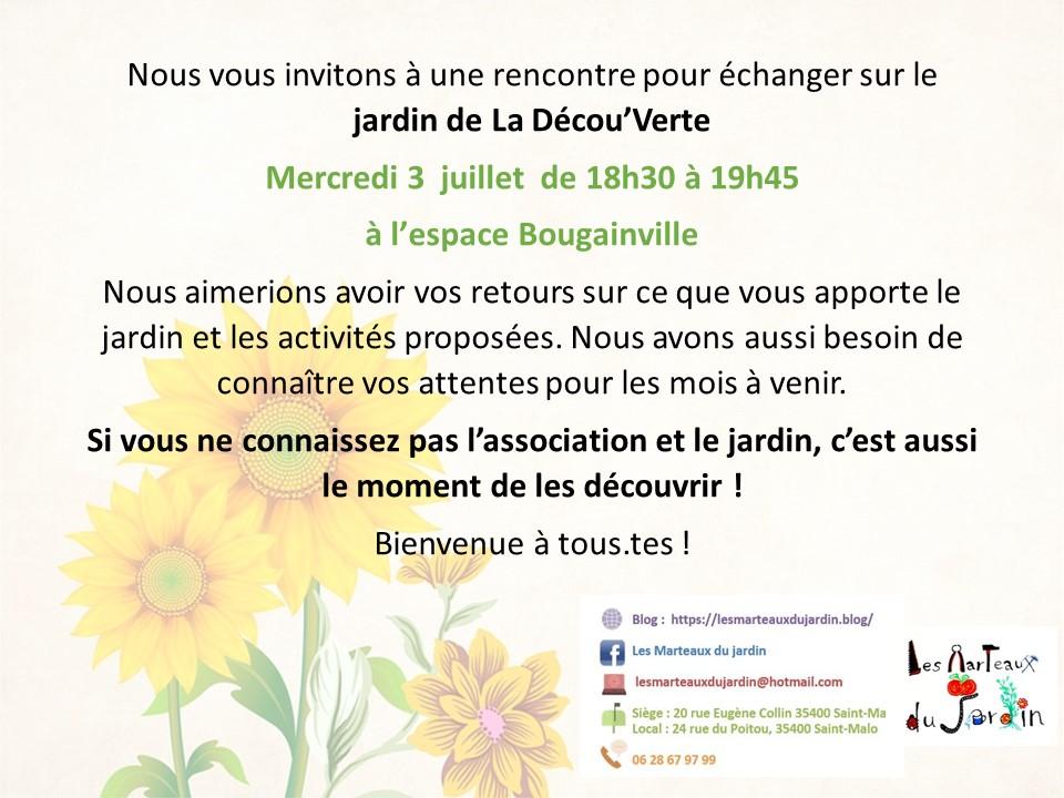 courrier invitation La Déc